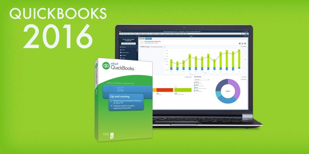 Quickbooks premier 2016 accountant edition 5 user value pack