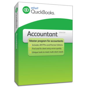 QuickBooks Accountant Edition 2019