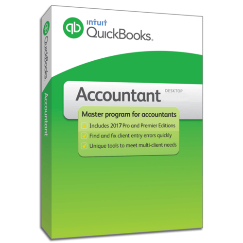 quickbooks premier accountant edition 2017