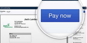 pay now button