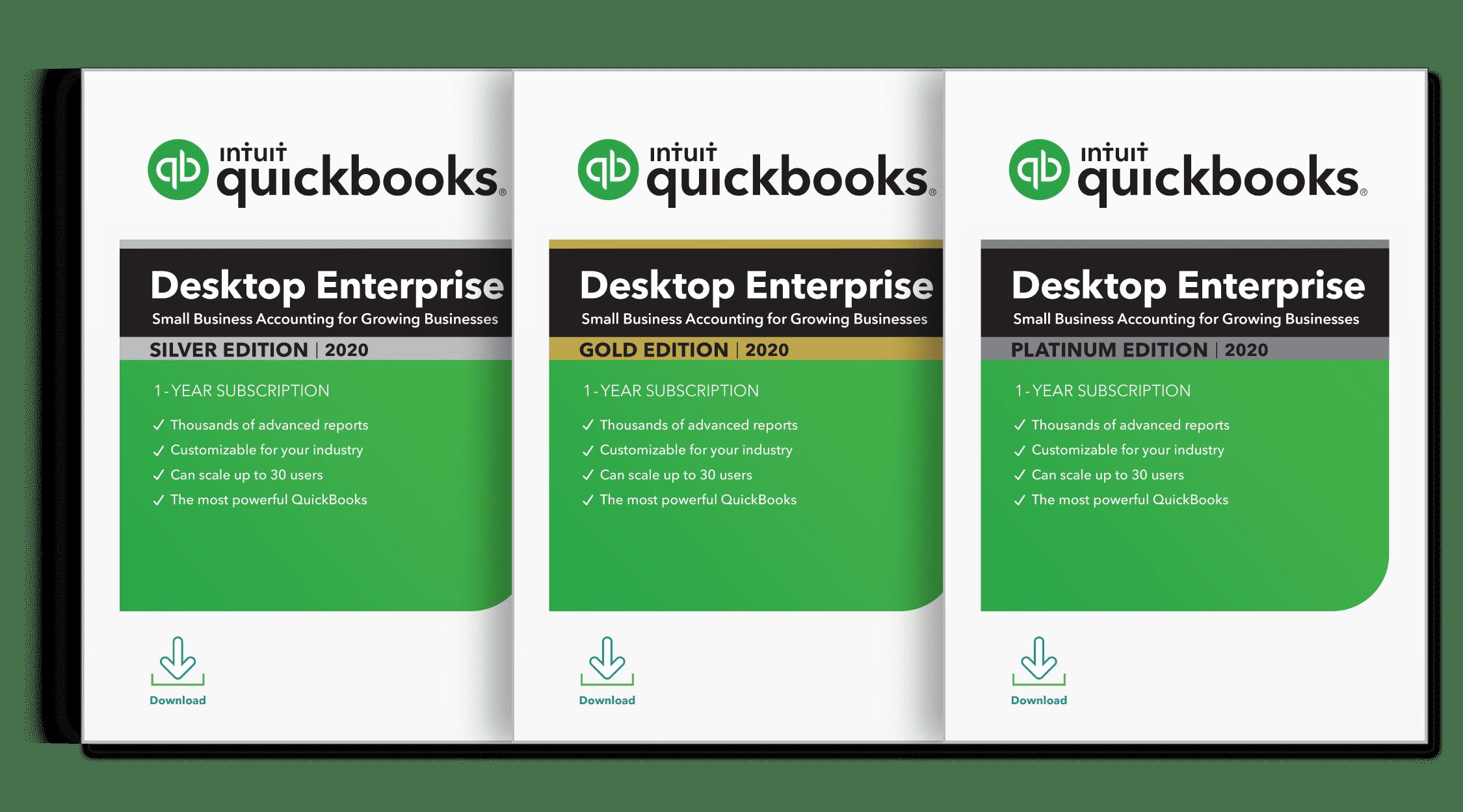Buy QuickBooks Enterprise 2020 | QuickBooks Small Business