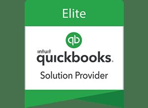 Elite Intuit QuickBooks Solution Provider