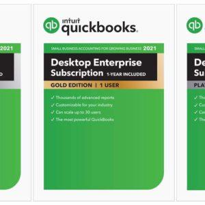 Buy QuickBooks Enterprise 2021