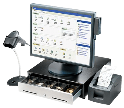 QuickBooks Point of Sale System