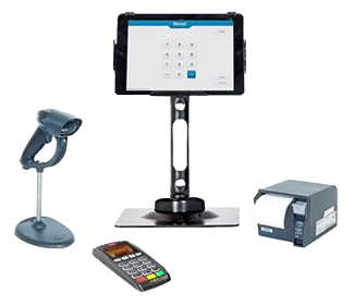 QuickBooks Point of Sale hardware