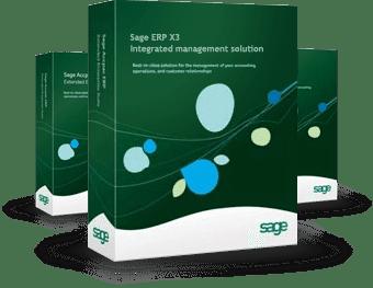 Sage ERP software