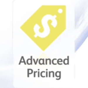 Advanced Pricing