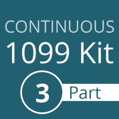 Continuous 1099 3 Part