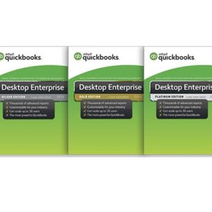 Quickbooks Enterprise 2019 boxes