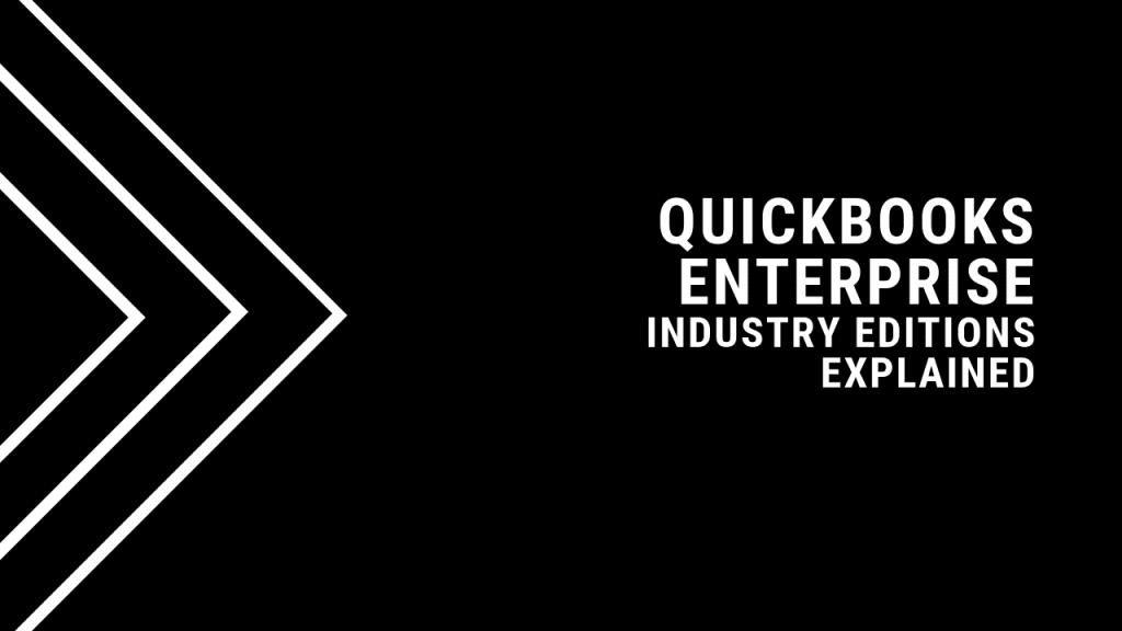quickbooks enterprise ecplained